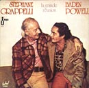 LA GRANDE REUNION - BADEN POWELL E STEPHANE GRAPPELLI
