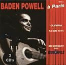 BADEN POWELL À PARIS